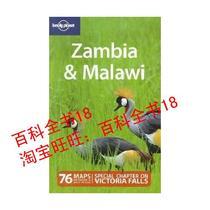 抢购正版书籍/1st Ed./Lonely Planet Zambia & Malawi 价格:173.30