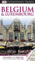Belgium & Luxembourg(Eyewitness Travel Guides)比利时旅游指南 价格:165.00