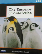 SAXON phonics and spelling阅读系列the emperor of Antarctica 价格:4.40