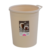 飞达三和大号提手圆桶 垃圾桶 清洁桶 垃圾收纳桶 卫生桶 纸篓桶 价格:14.90