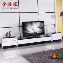 简约伸缩 烤漆电视柜 现代经典组合电视柜 特价包邮电视柜影视柜 价格:893.00