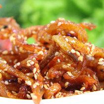 3件包邮 金鹏海味零食香辣芝麻蜜汁鳗鱼条/鳗鱼丝250g 鲜鳗鱼干货 价格:19.00