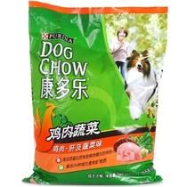 康多乐成犬狗粮鸡肉蔬菜 鸡肉肝及蔬菜味成犬粮15kg 22省包邮 价格:218.00