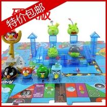 天天特价愤怒的小鸟玩具 实战弹射击套装音乐太空板+游戏创意拼图 价格:58.00