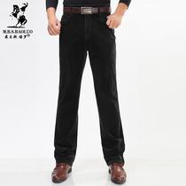 哇咔UIP迪普菲特361度利郎斯蒂文纤丝鸟官方旗舰店男装休闲条绒裤 价格:149.00
