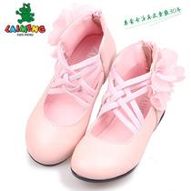莱蒙 童鞋 女童鞋 女童皮鞋 单鞋 儿童公主鞋 韩版潮 新款2013秋 价格:79.00
