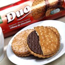 西班牙原装进口 谷优巧克力夹心饼干170g/筒 进口零食 6包包邮 价格:7.92