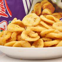 新品 越南进口零食品 德诚皇冠AK 蔬果干 无添加 芭蕉干100g 价格:7.90
