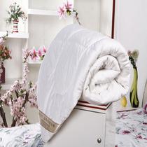 启华家纺全棉棉花被子 冬被 单双人棉被芯  缎条纯棉面料包邮 价格:159.00