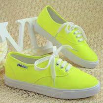 韩版瘦脚款白色帆布鞋文艺范潮鞋女鞋小白鞋公主学生鞋休闲白球鞋 价格:25.00