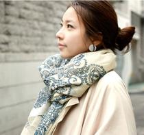 圣图拉蒂 2013年超长超宽多色雪纺巴厘纱丝巾 围巾 价格:9.90