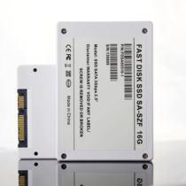 FAST DISK迅盘 16G 固态硬盘 SSD SATA2 2.5寸  镁光芯片超金士顿 价格:135.00