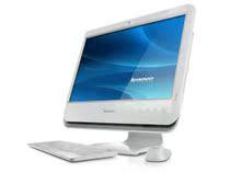 联想C200 D525 2G内存 320G硬盘  18.5寸  一体机 白色 价格:2320.00