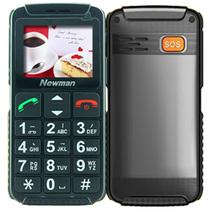 纽曼 L60老人手机 大字体大话筒FM收音机外放SOS 老年人手机正品 价格:109.00