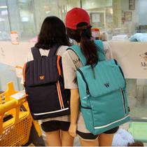韩国代购2013新款韩版女包潮双肩包帆布旅行背包可爱学生书包包袋 价格:59.00