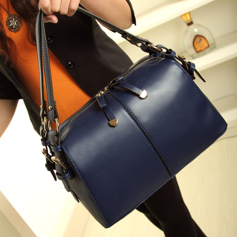 2013新款秋季韩版复古单肩手提包英伦时尚包女包包欧美女式潮包袋 价格:49.00