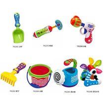 皇室玩具正品Toyroyal儿童沙滩玩具戏水玩具铲耙桶壶水车水枪帮浦 价格:18.75