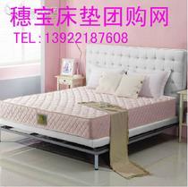 年中特价穗宝正品南国之春/3D椰棕1.5米1.8米单双人软硬两用床垫 价格:850.00