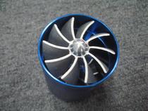加厚汽车涡轮增压器改装进气双面机械涡轮增压风扇套件 价格:55.00