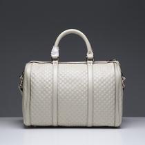 古家圆桶波士顿枕头包247205 双G时尚真皮女包 牛皮手提单肩包 价格:788.00