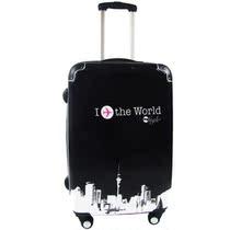 正品ABS拉杆箱万向轮旅行箱20寸登机箱男女行李箱密码箱托运箱包 价格:163.70