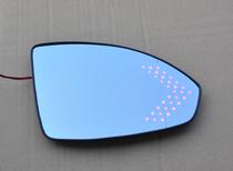 包邮 华艺LED转向灯大视野蓝镜双曲率防炫目后视镜 雪佛兰 科鲁兹 价格:112.50