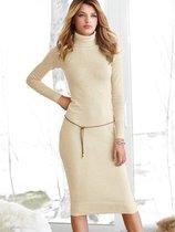 美国代购 维多利亚的秘密正品 休闲修身高领长袖针织连衣裙286664 价格:626.00