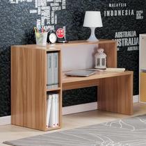 包邮电脑桌地台式卡通书桌时尚H型榻榻桌电脑桌带书柜书橱榻榻米 价格:274.40