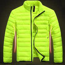 2013冬新款男装短款修身羽绒棉男外套男士休闲正品专柜男装棉衣潮 价格:160.00