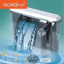 鱼缸过滤器 瀑布过滤器 水族外置过滤器增氧泵含滤材 挂壁过滤 价格:39.00
