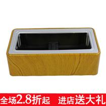 鞋套机 家用自动套鞋机套鞋宝脚套机 高档仿木纹一次性鞋膜机特价 价格:76.80