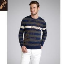 香港B代购Gucci古奇2013新款男装/针织衫 时尚羊绒 修身318940801 价格:4956.30