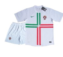 new portugal 2012-2013 away european cup kids/baby jerseys 价格:60.00