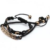 埃菲尔厂家正品2013新款推荐 日韩编织女手绳 可爱表情标志NO8329 价格:16.80