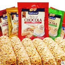 江浙沪5袋包邮 好亲家营养纯燕麦片巧克力 低糖食品零食喜糖500g 价格:8.80