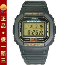 假一赔三/\正品卡西欧周杰伦头文字D型电子男手表DW-5600EG-9V 价格:335.00