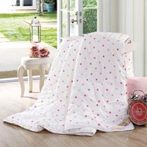 盛宇家纺 春夏新品 时尚印花夏凉被 空调被 夏被子薄被 点点芬芳 价格:180.23