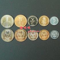 【非洲硬币】卢旺达 新版硬币一套5枚全 外国硬币YT061 价格:25.00