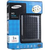 三星M3正品1T移动硬盘1tb 2.5寸USB3.0加密1000G特价 价格:429.00