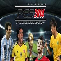 实况足球2014PES2014中超亚冠欧冠中文版 PC单机电脑游戏软件光盘 价格:10.00