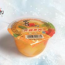 喜之郎果肉果冻什锦味200g杯装 爽滑可口多口味可选散装批发 价格:2.99