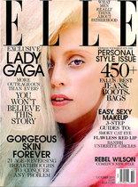 现货!英文原版ELLE 时尚杂志美国版2013年10月-Lady GAGA 418页 价格:95.00