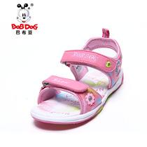韩版凉鞋 bobdog巴布豆童鞋 儿童凉鞋女童凉鞋公主鞋2013新款夏潮 价格:99.00