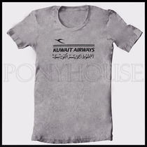AIWAYS LOGO KUWAIT AIRWAYS LOGO X 男T恤短袖原创潮T-shirt 价格:53.00