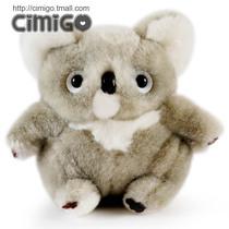 西米果 超值精品 可爱卡通公仔储蓄 毛绒玩具储蓄罐 考拉 无尾熊 价格:29.90