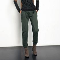 【不定时涨价】JNBY江南布衣西裤改良优雅女人味针织长裤5B63228 价格:297.00