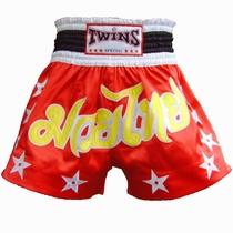 包邮 批发定做TWINS十六颗吉祥星款白黑色刺绣款泰拳短裤用品 价格:128.00