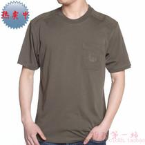 特价冠之龙纯棉短袖男士T恤中年圆领t恤 中老年夏装加大码体恤衫 价格:45.00