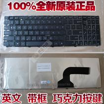 华硕 ASUS A52J F50S K52N G51V G60 F50SV N73J A53 笔记本键盘 价格:79.00