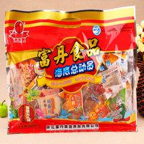 【富丹】海底总动员500g 特价礼包舟山特产海鲜零食小吃 满40包邮 价格:36.00